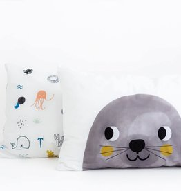 Rookie Humans 2-pack Standard Size Pillowcases - Underwater Love