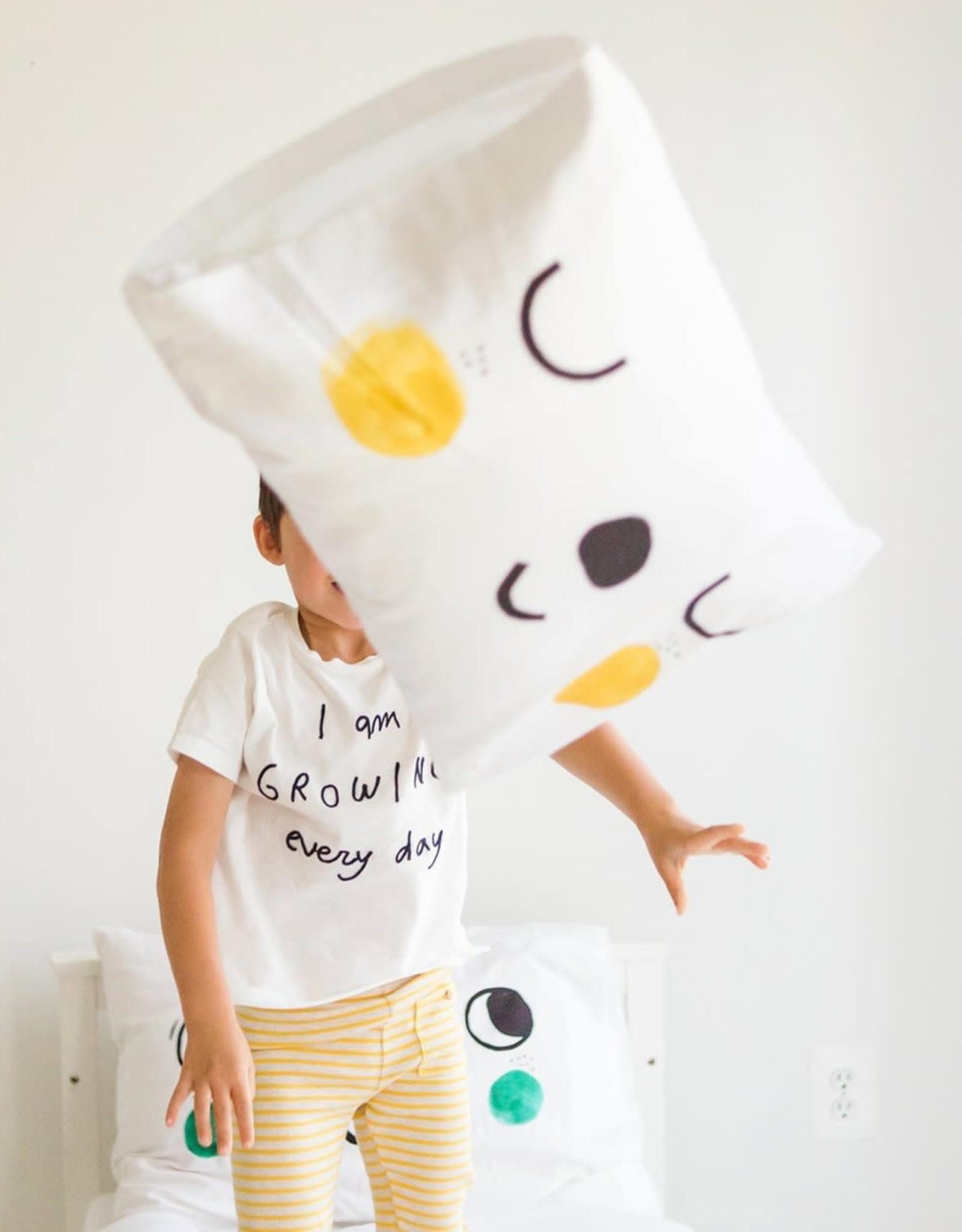 Rookie Humans Taie d'oreiller standard paquet de 2 - La Forêt