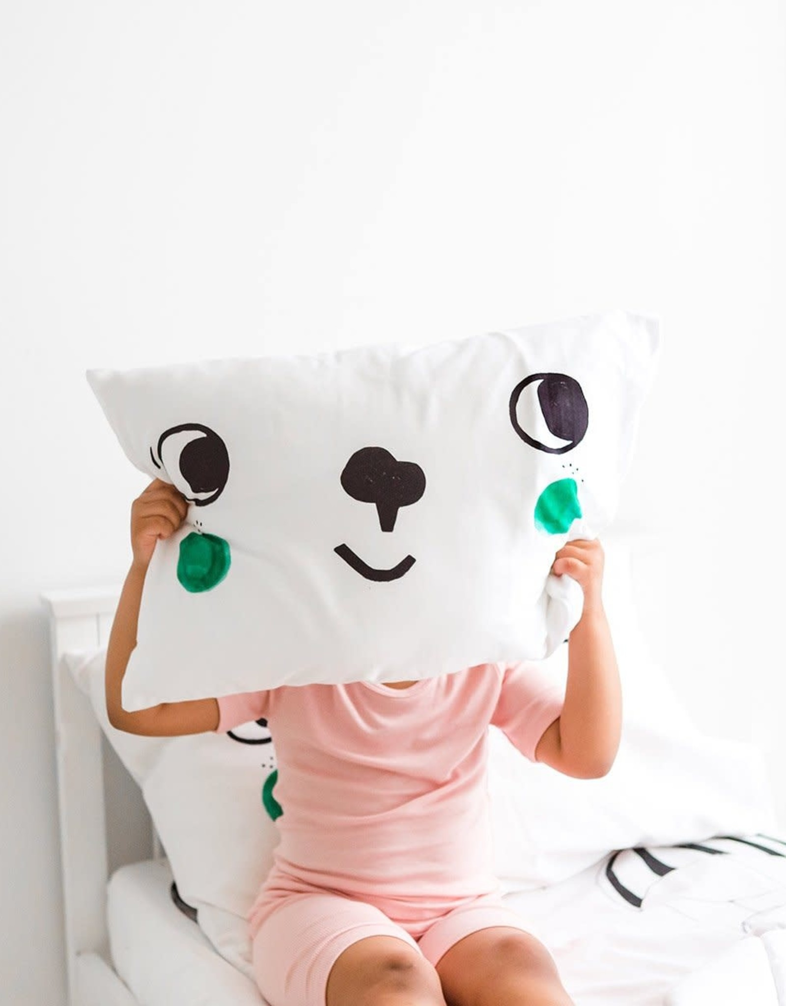 Rookie Humans 2-pack Standard Size Pillowcases - Woodland Dreams