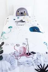 Rookie Humans Twin size bedding set - Underwater Love
