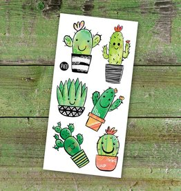 Pico Tattoo - Cute Cactus