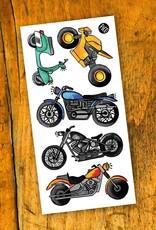 Pico Tattoo - Motorcycle love