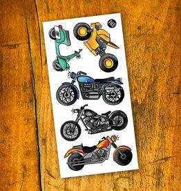 Pico Tatouage - Amour de la moto