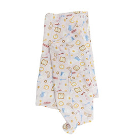 Loulou Lollipop Muslin - Breakfast Pink