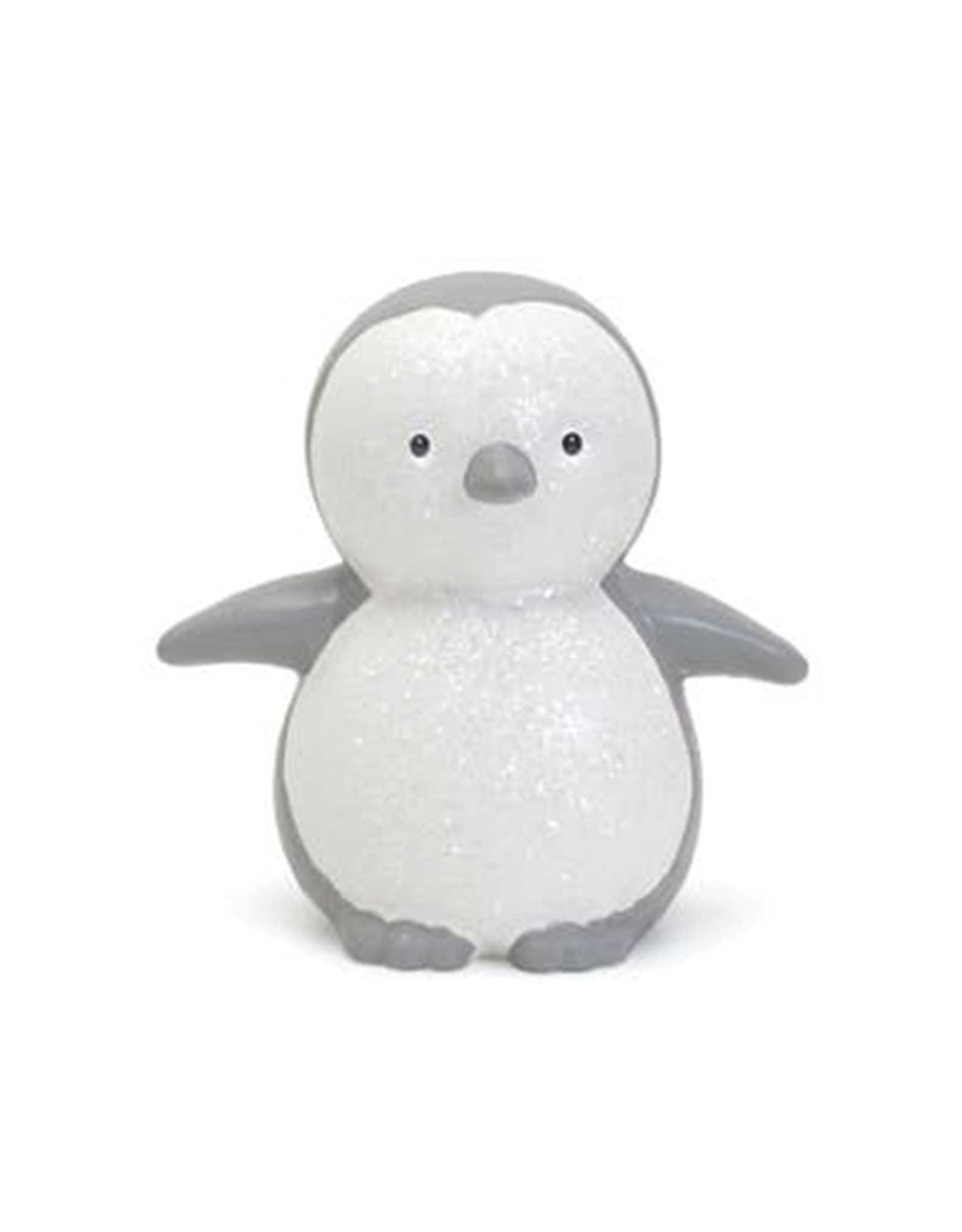 Child to Cherish Bank - Peter The Penguin Gray And White