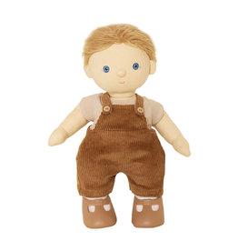 Olli Ella Dinkum Doll Overalls Set - Esa