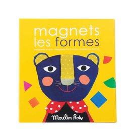 Moulin Roty Jeu magnétique - Les formes