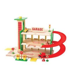 Moulin Roty Vintage Wooden Garage