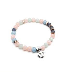 Bijoux Sophistikate Bracelet en pierre semi-précieuse - Angélik