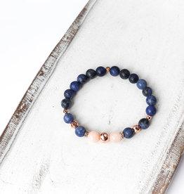 Bijoux Sophistikate Bracelet en pierre semi-précieuse - Bella