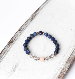 Bijoux Sophistikate Bracelet en pierre semi-précieuse - Albany
