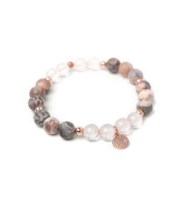 Bijoux Sophistikate Bracelet en pierre semi-précieuse - Lexy