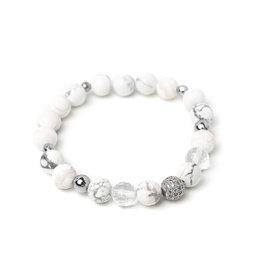 Bijoux Sophistikate Bracelet en pierre semi-précieuse - Instazen Taille enfant