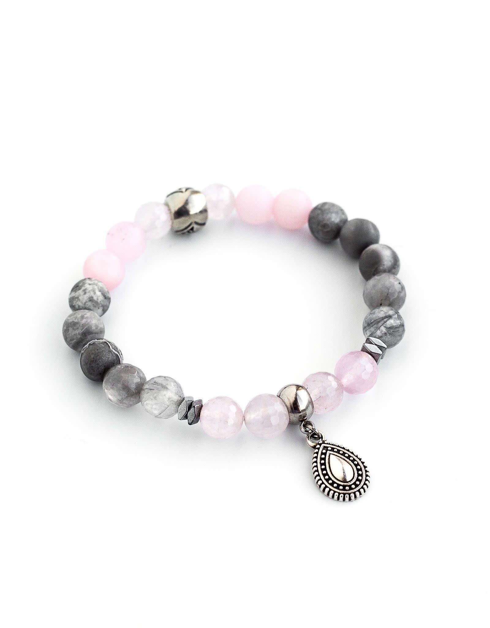 Bijoux Sophistikate Bracelet en pierre semi-précieuse - Laure