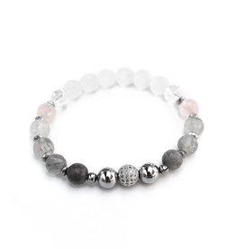 Bijoux Sophistikate Bracelet de pierre semi-précieuse - I got you