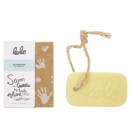 Lolo et moi Olive Oil Castile Soap Authentic