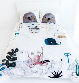 Rookie Humans Full bedding set - Underwater Love