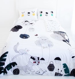 Rookie Humans Full bedding set - Forest
