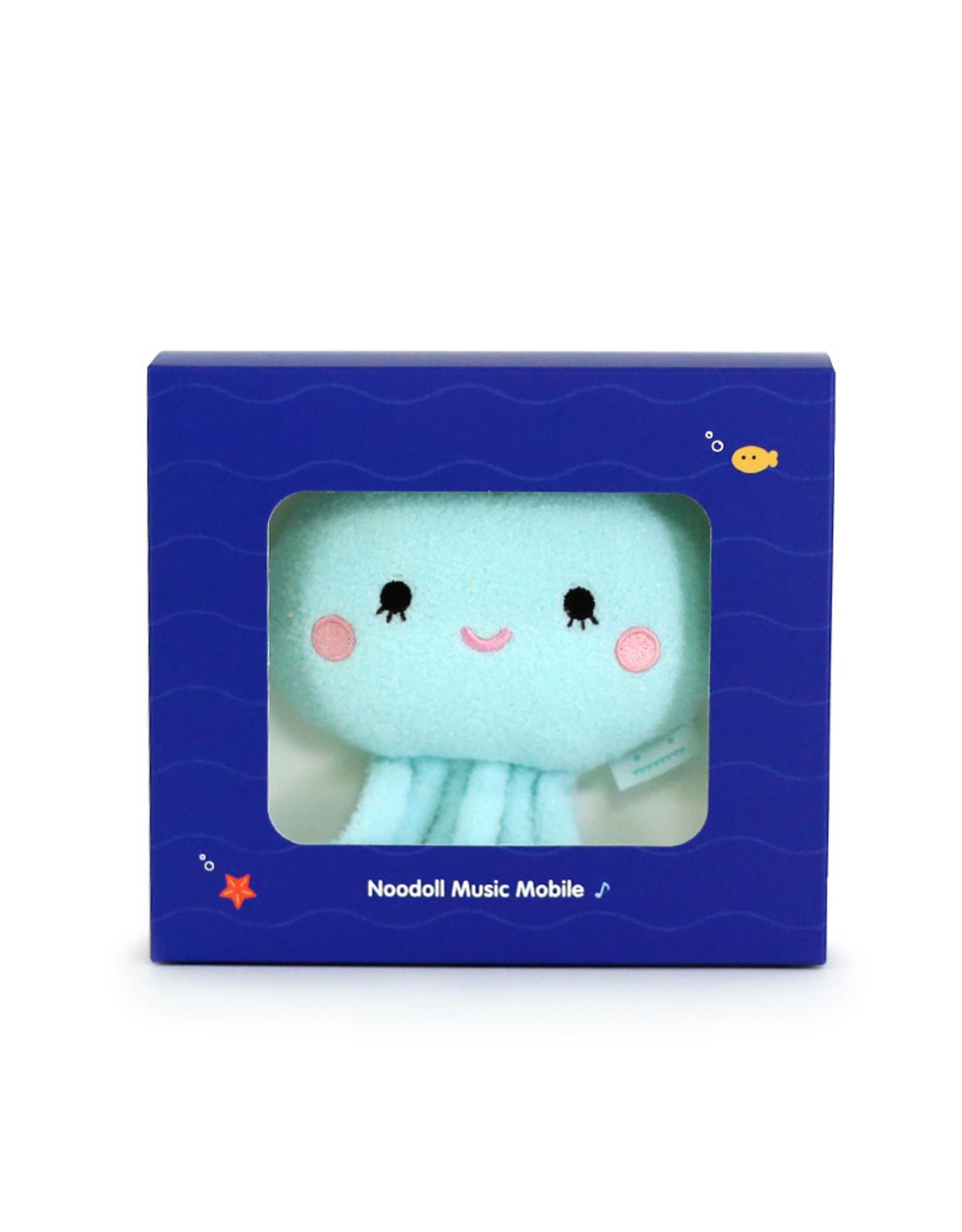 Noodoll Mobile musical - Petite pieuvre