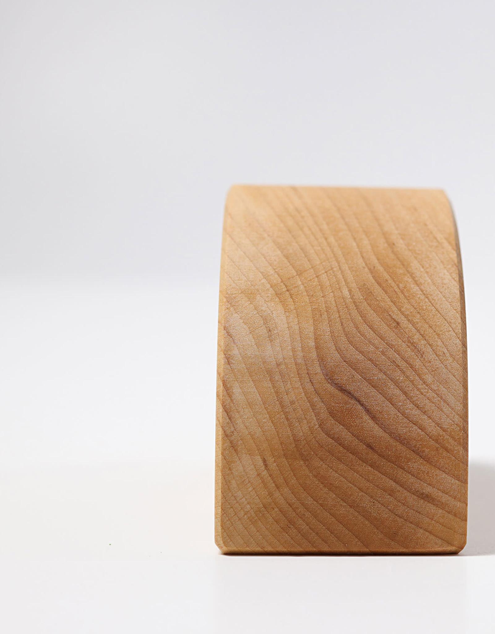 Grimm's Wooden Rainbow - Medium Natural