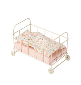Maileg Baby cot metal Micro