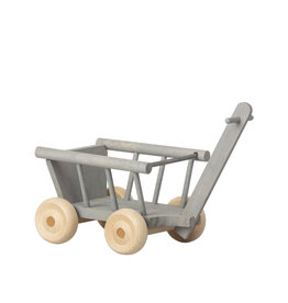 Maileg Wagon for mouse - Grey