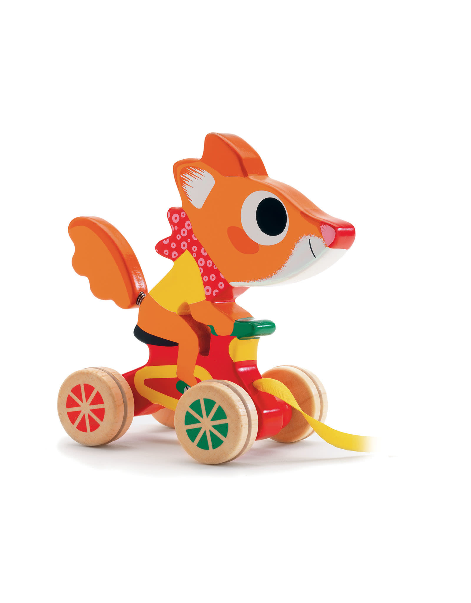 Djeco Pull Along Toy - Scouic