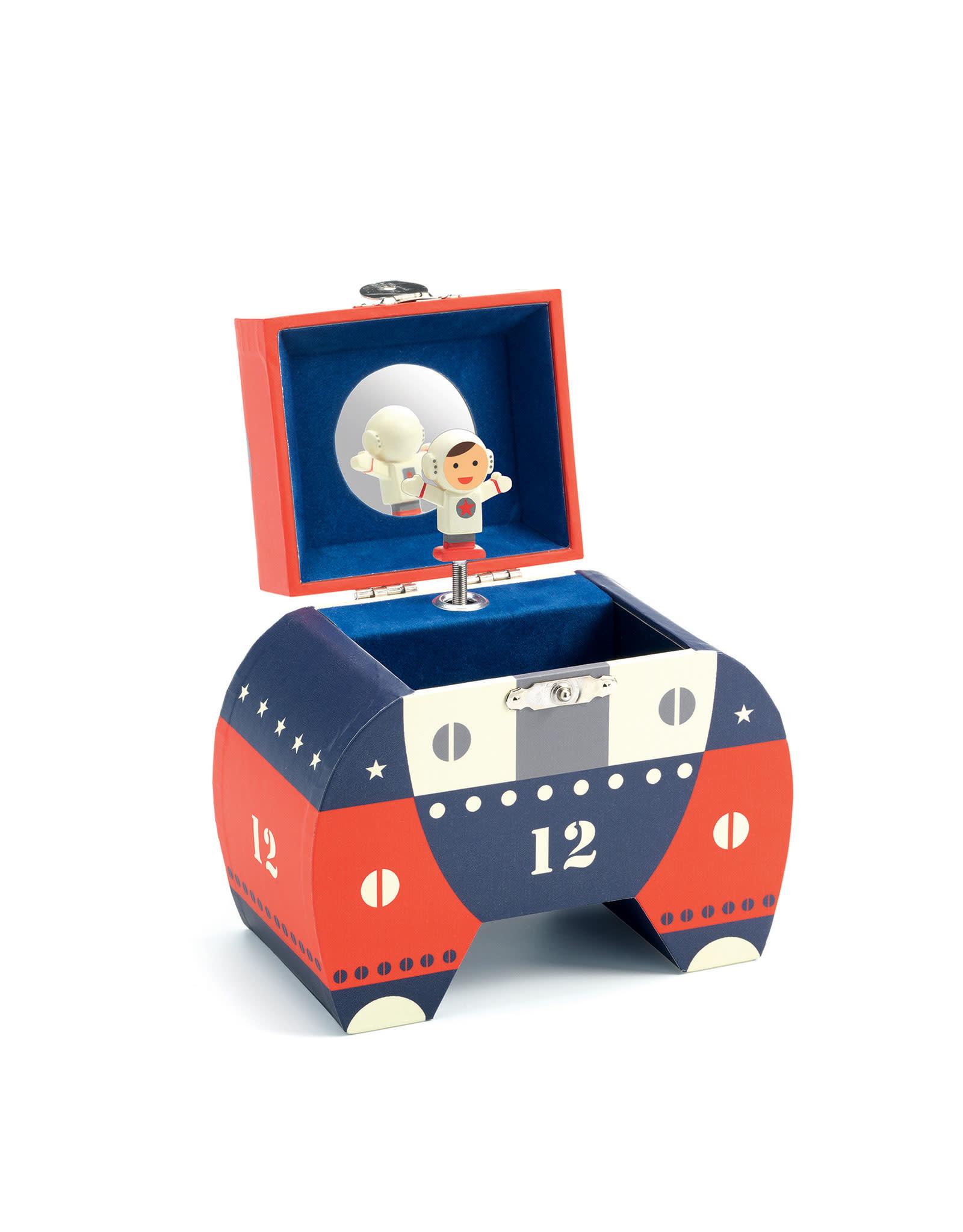 Djeco Music Box - Polo12