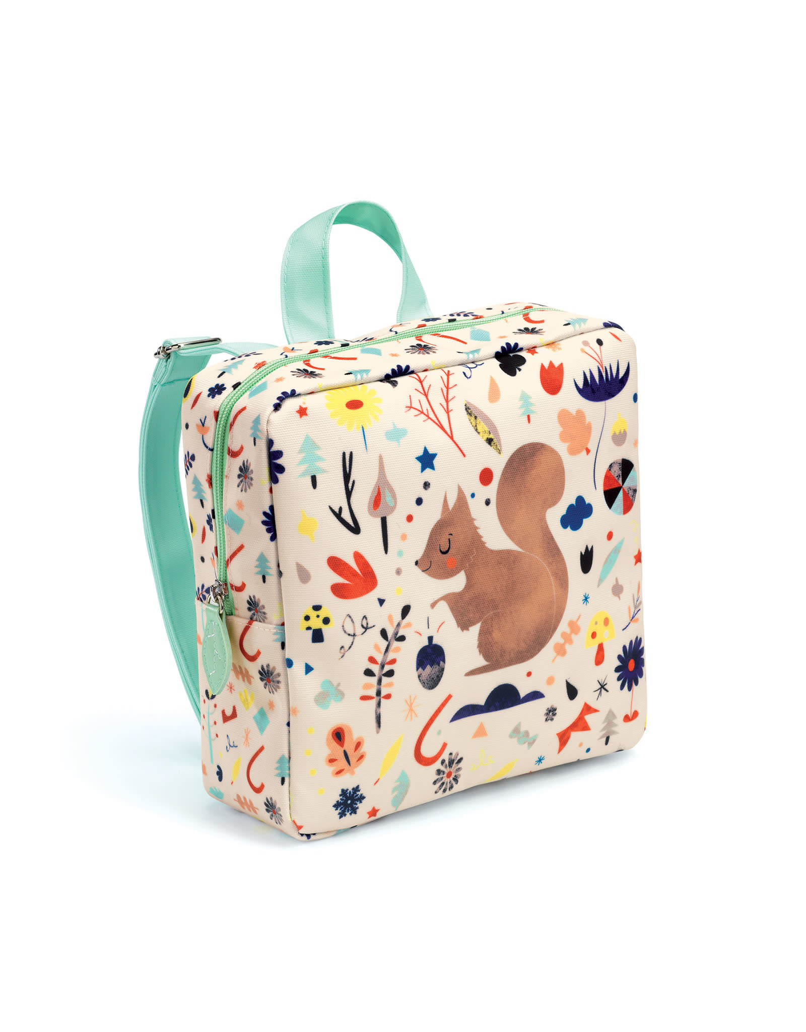 Djeco Toddler Backpack - Squirrel