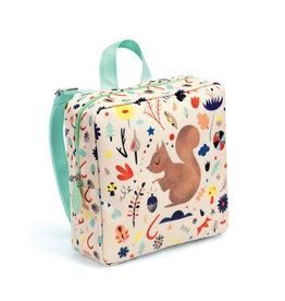 Djeco Petit sac à dos - Écureuil