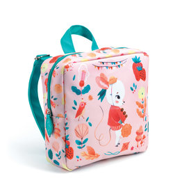 Djeco Toddler Backpack - Mouse