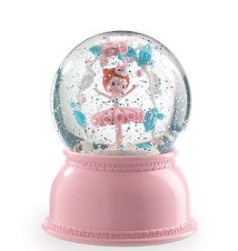 Djeco Boule à neige - Ballerine