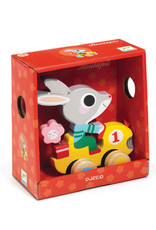 Djeco Pull Along Toy - Roulapic