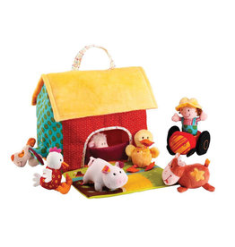 Lilliputiens The Farm House And It's Animals