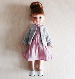 Paola Reina Las Amigas Doll - Ana with pink dress