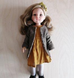 Paola Reina Las Amigas - Julia with ocher dress