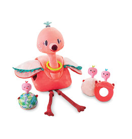 Lilliputiens Plush - Anaïs  And Her Babies