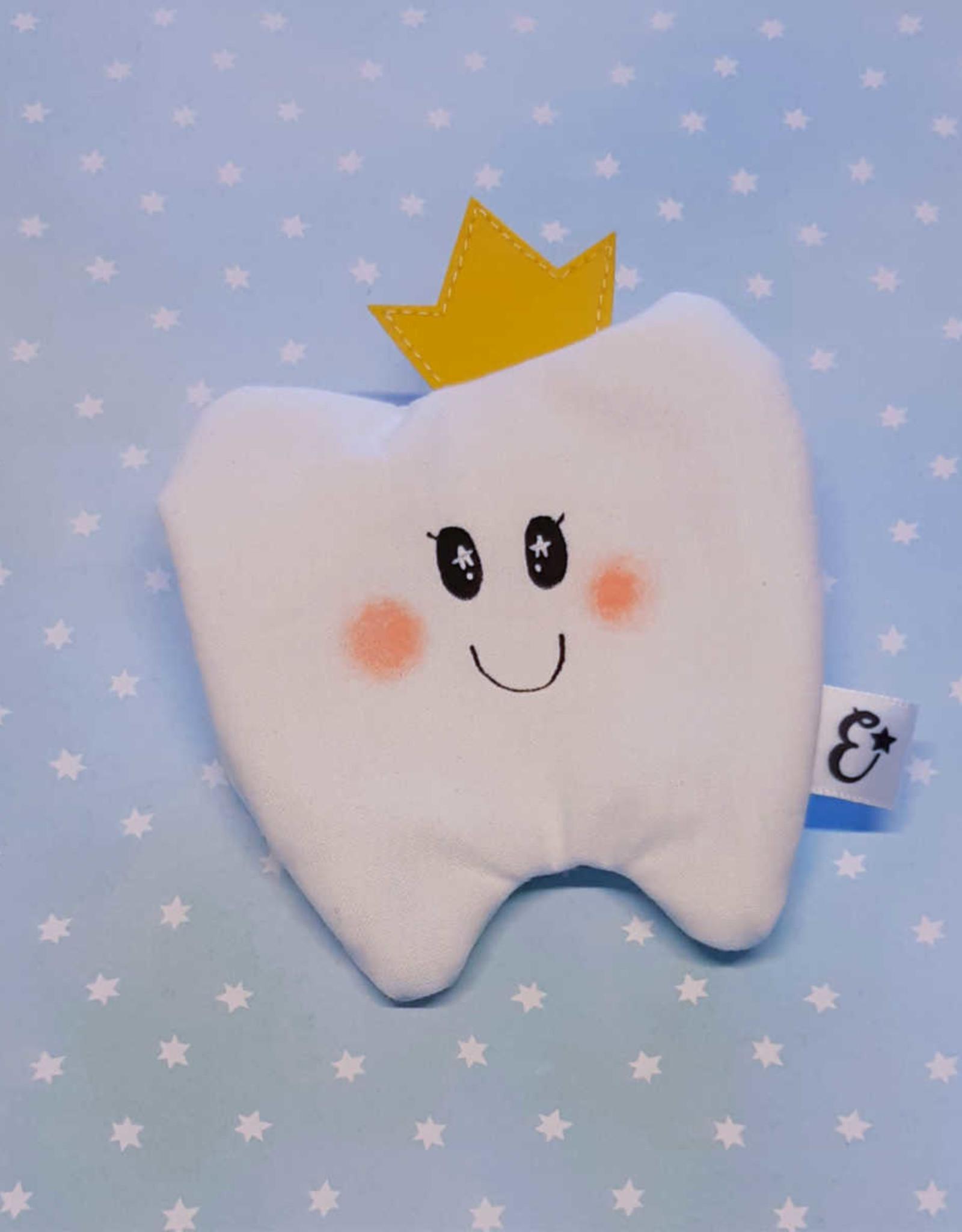 Étincelles et moi Pochette fée des dents - Couronnée