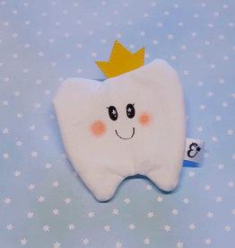 Étincelles et moi Tooth Fairy Pouch - Crowned