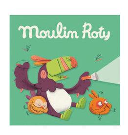 Moulin Roty Disque livre de contes - Dans la jungle
