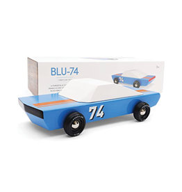 Candylab Wooden Car - Candylab -  Americana Blu74