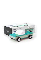 Candylab Wooden Car - Candylab -  Americana Longhorn Teal