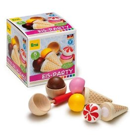 Erzi Wooden Assortment - Ice Cream Party
