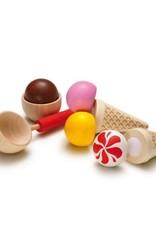 Erzi Wooden Assortment - Ice Cream Party