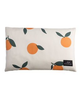 maovic Pillow For Children - Buckwheat Hulls - Mandarine