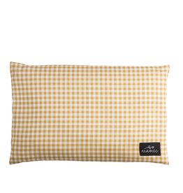 maovic Pillow For Children - Buckwheat Hulls - Vichy