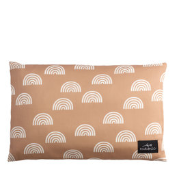 maovic Pillow For Children - Buckwheat Hulls - Copper Rainbow