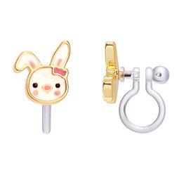Girl Nation Clip-On Earring - Rabbit