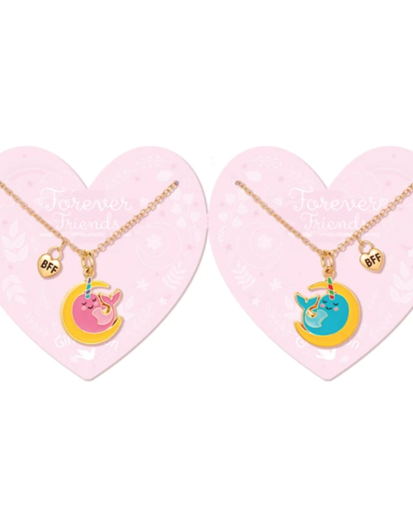 Girl Nation Friendship Necklaces - Team Magic