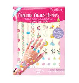 Girl Nation Tatouage bijoux - Croire en la magie